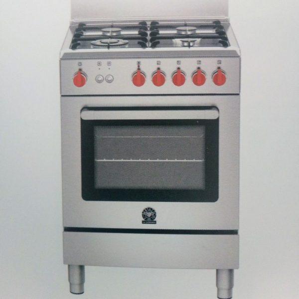 cucina-bertazzoni-la-germania-prm604-mfesxre-inox-rossa