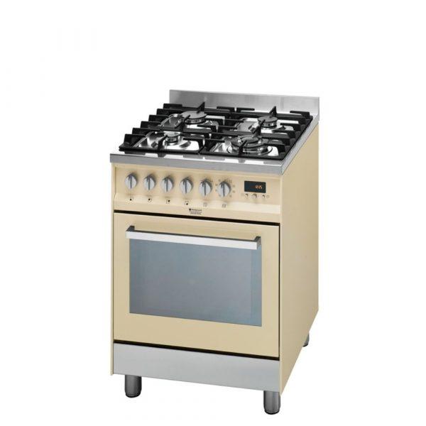 cucina-semi-professionale-CP-65SE9CHA-hotpoint-ariston-crema
