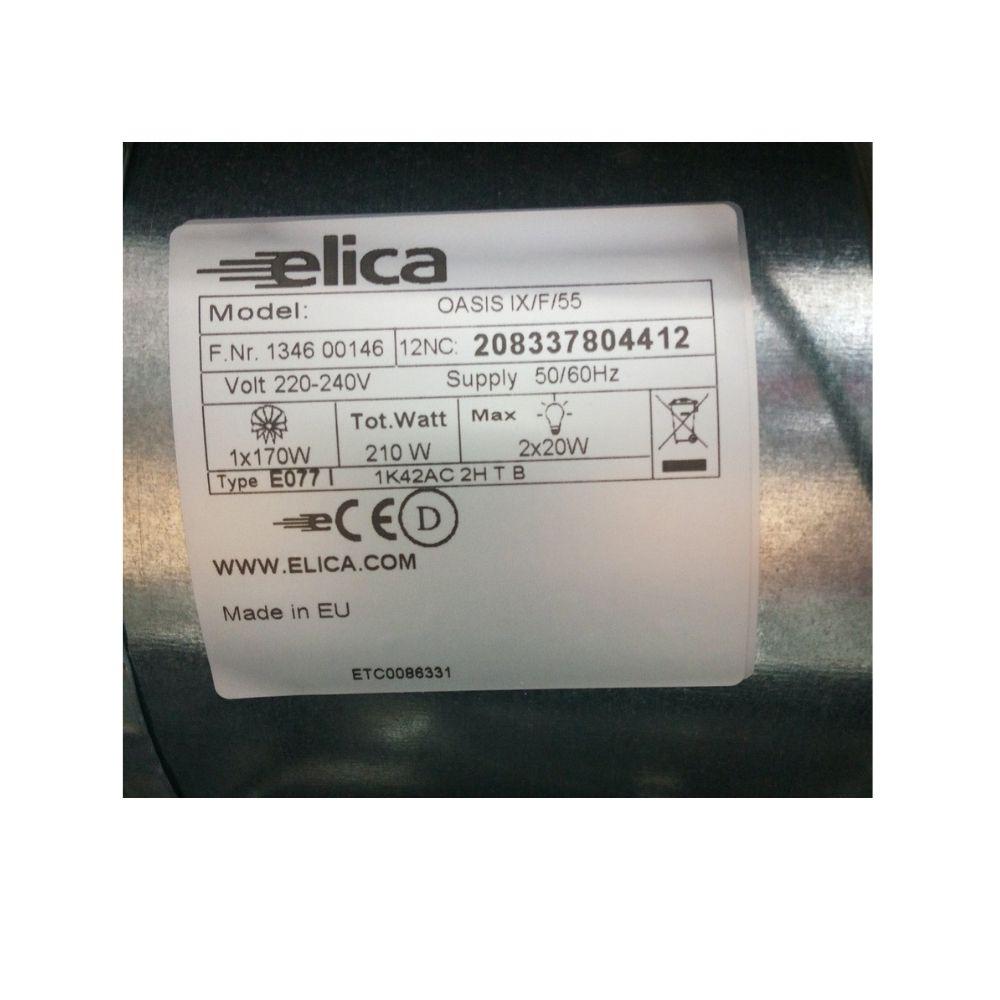 cappa-elica-oasis-ix-f-55-verticale-parete-filtrante-inox-etichetta