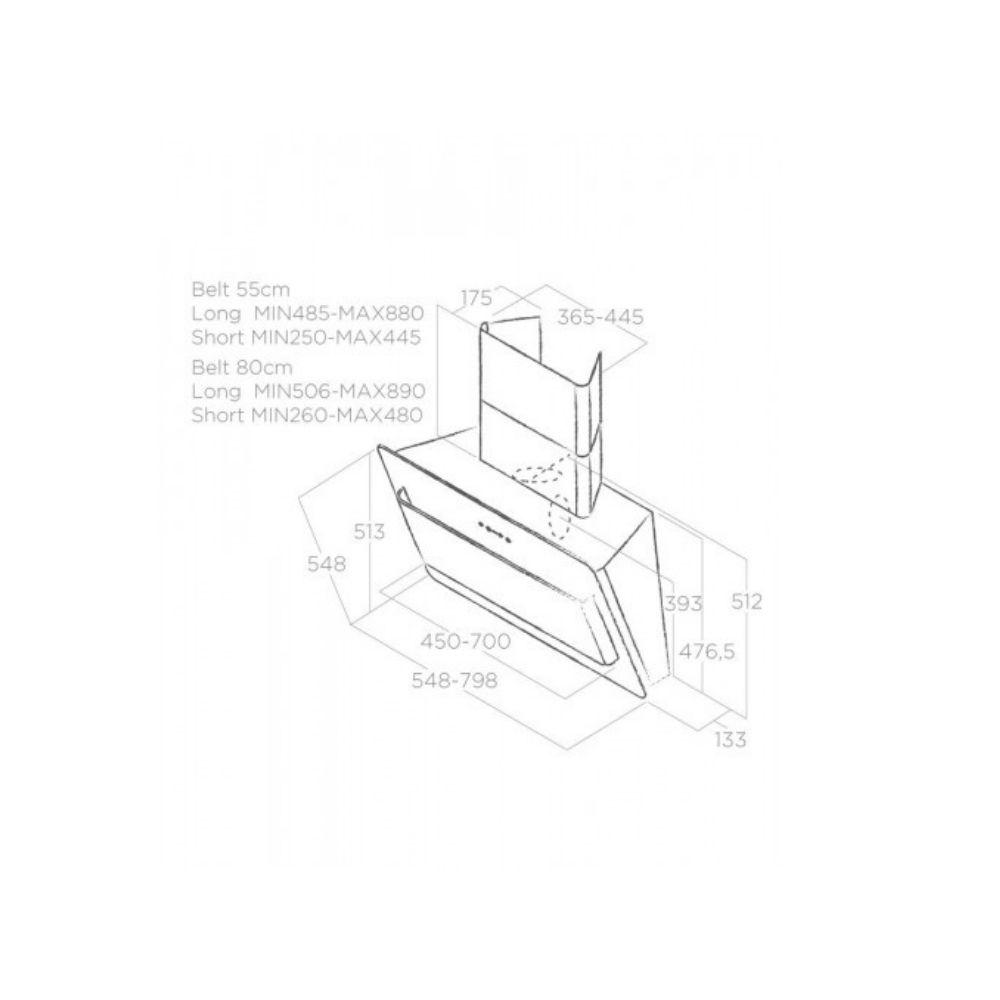 cappa-filtrante-elica-OASIS-IX-F-55-verticale-iniox-schema-incassojpg-2