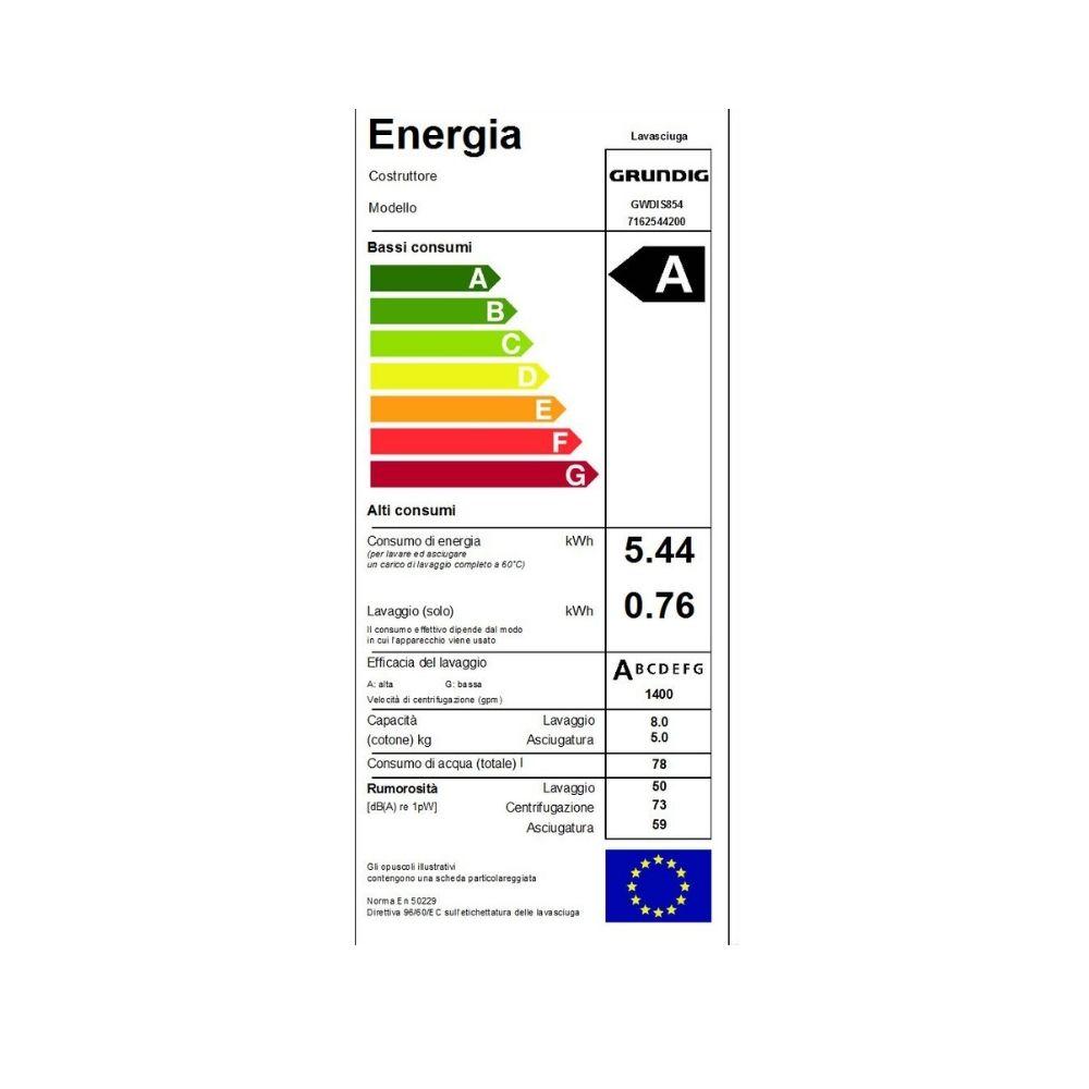 lavasciuga_grundig-GWDIS854_incasso-energy-label